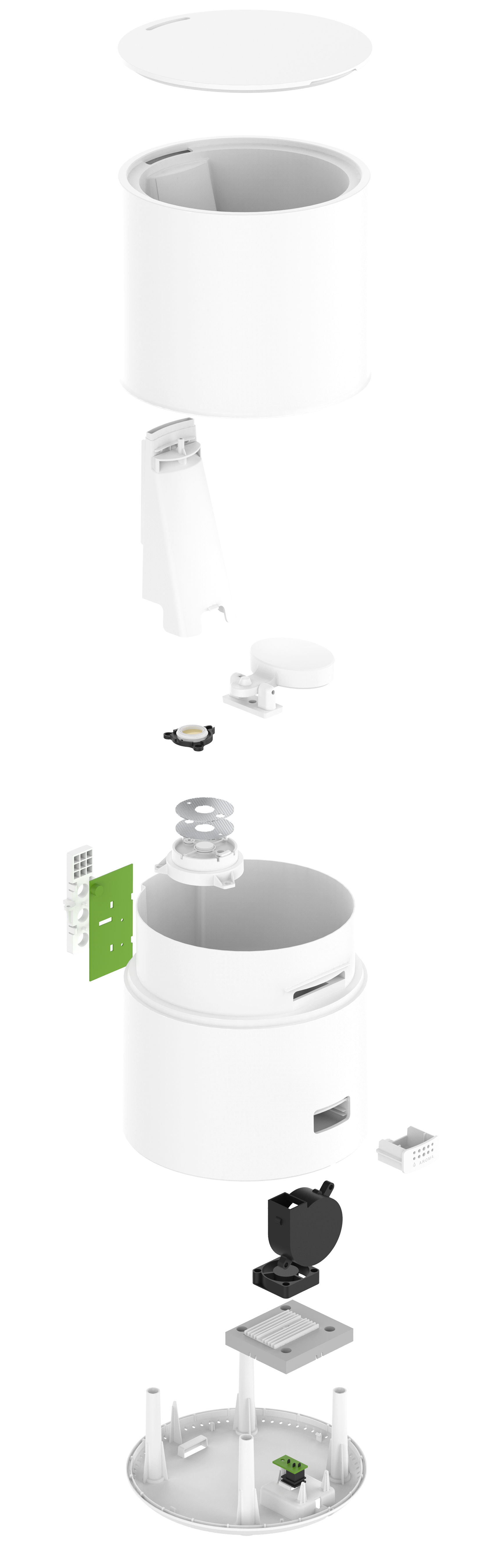 exploded-view-diagram-Quanta-Humidifier-Air-Surface-Sterilization-Humidifier