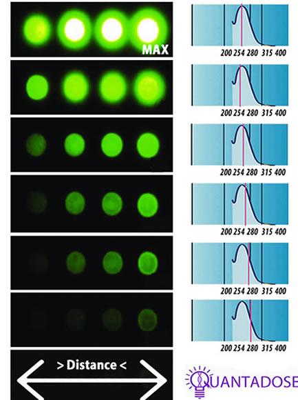 quantadose-fluorescence-254nm-wavelength-peak-intensity-sm