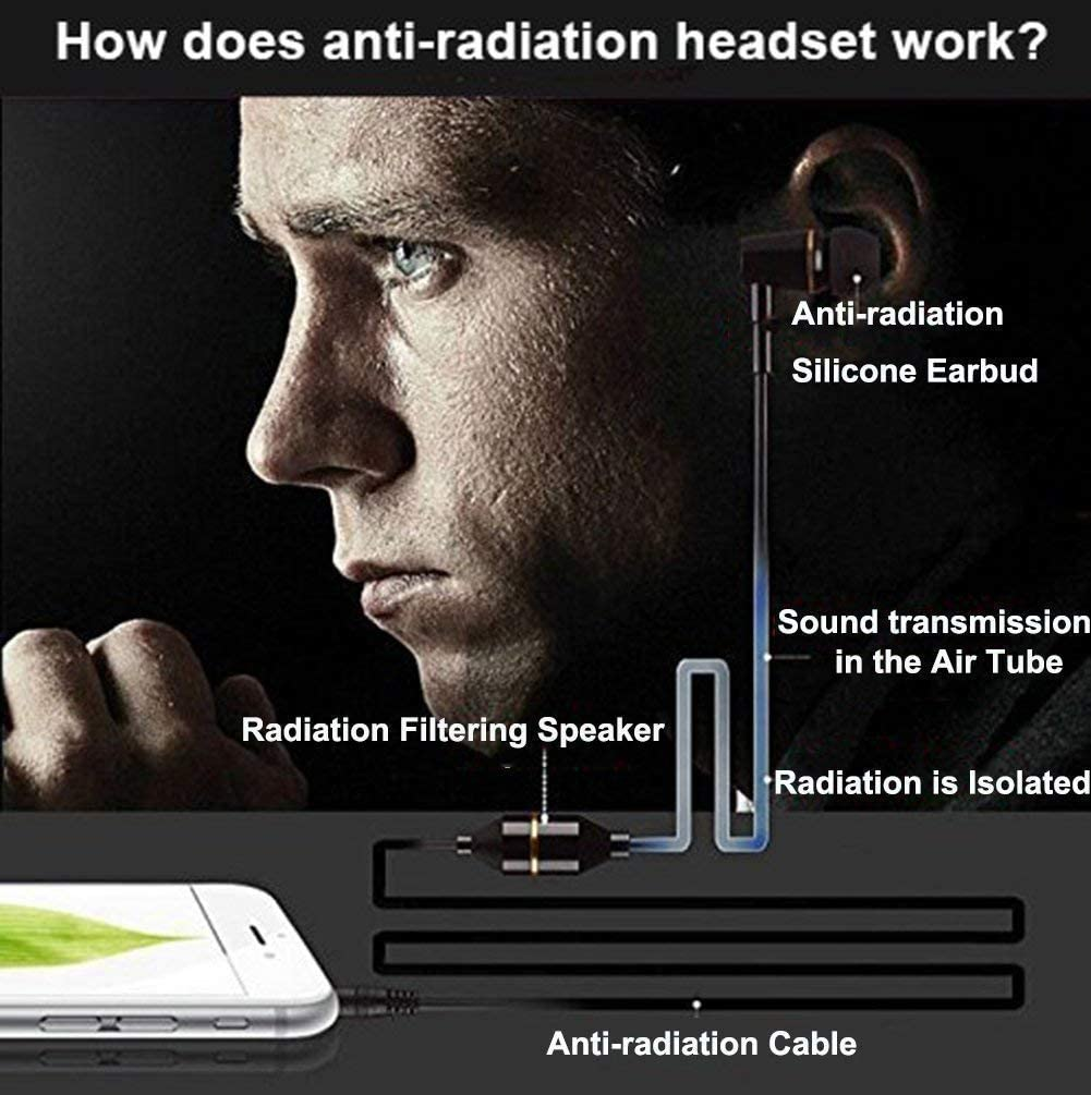 air-tube-headset-QuantaBuds-anti-radiation-smartphone-headset