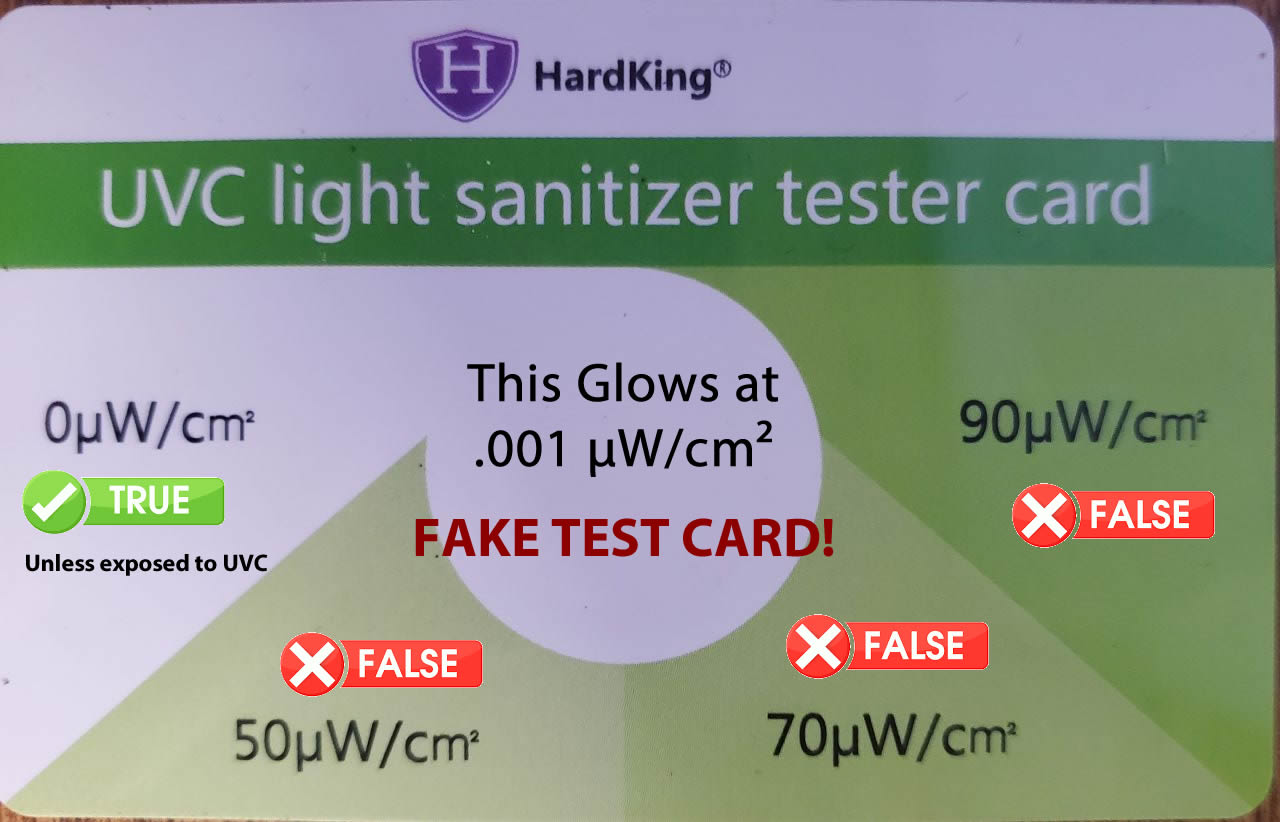 fake-china-uvc-test-card-hardking-amazon-seller-B08FFJY5DM-UV-C-Sensor-Card-Quickly-Detect-UV-C