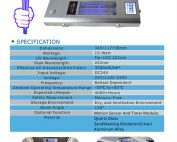 2a-quantaguard-Far-UV-Lamps-DF19B-15W-24V-Far-UVC-DF28B-3B-20W-110v-240V-Far-UVC-Excimer-222nm