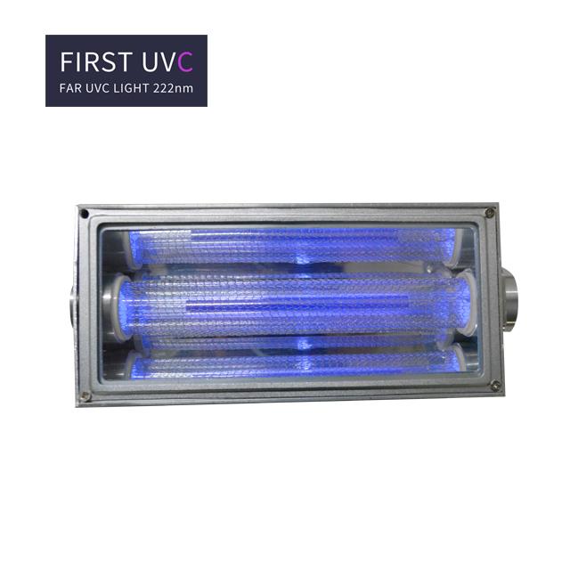 Far-uvc-Quantalamp-b-series-FirstUVC-24V-Far-UV-222nm-15-watt-Excimer-far-uvc-222nm-15-watt-b28-24v-dc