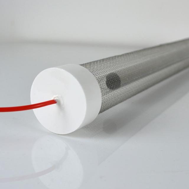 Far-uvc-Quantalamp-red-wire-F-Series-FirstUVC-F40-150W-AC220V-ac-50-60hz--Far-UV-222nm-150-watt-Excimer-far-uvc-222nm-150-watt-Lamp-F40-150W-AC220V-110-240v-