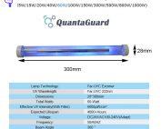 Far-uvc-Quantalamp-specs-F-Series-FirstUVC-dc24V-ac-50-60hz--Far-UV-222nm-60-watt-Excimer-far-uvc-222nm-60-watt-LampF28-60W-DC24V-dc-110-240v-