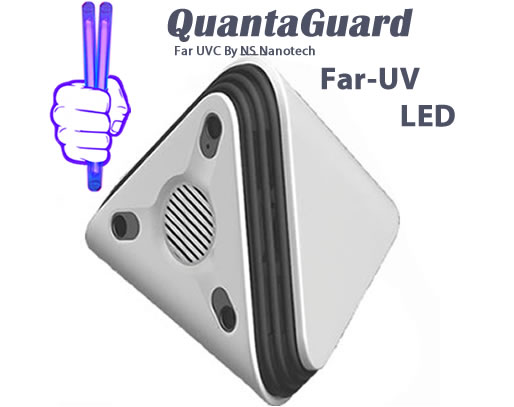LED-Solid-State-quantaguard-219nm-far-uv-led-lamp-portable-faruv-table-top