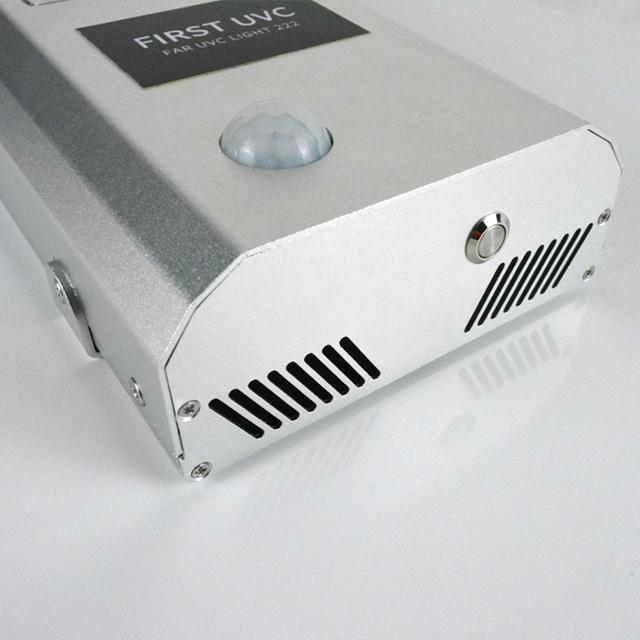 QuantaGuard-DF-28b-Series-close-up-First-UVC-24V-Far-UV-222nm-20w-Excimer-far-uvc-222-Lamp
