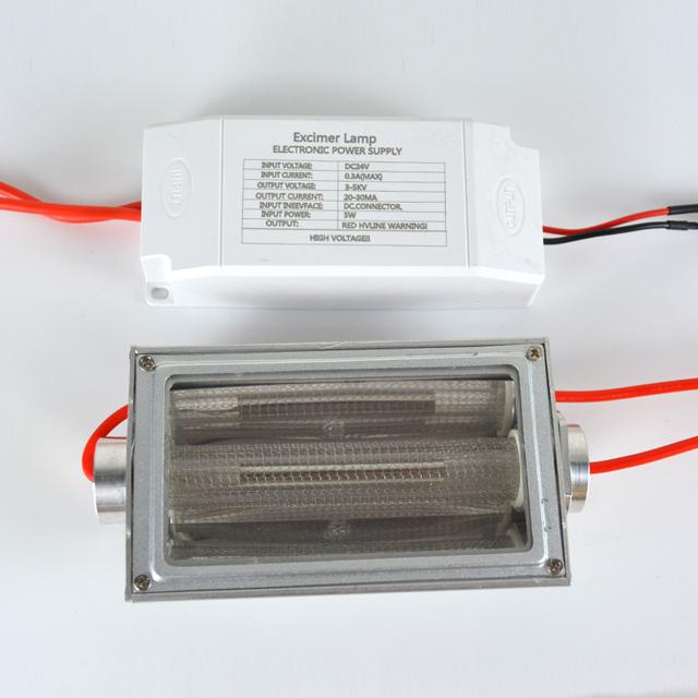 QuantaModule-power-supply-5w-b-Series-FirstUVC-24V-Far-UV-222nm-5-watt-Excimer-far-uvc-222nm-5-watt-Lamp