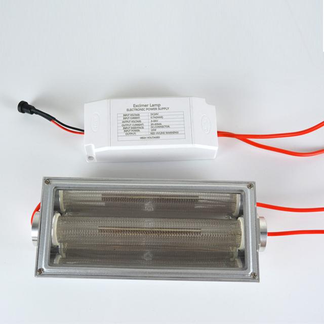 bottom-view-power-supply-Far-uvc-Quantalamp-b-series-FirstUVC-24V-Far-UV-222nm-15-watt-Excimer-far-uvc-222nm-15-watt-b28-24v-dc