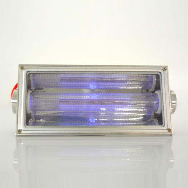 close-up-Far-uvc-Quantalamp-b-series-FirstUVC-24V-Far-UV-222nm-15-watt-Excimer-far-uvc-222nm-15-watt-b28-24v-dc