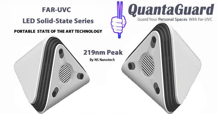 far-uv-LED-Solid-State-Series-Series-quantaguard-219nm-far-uv-led-portable-by-NS-Nanotech