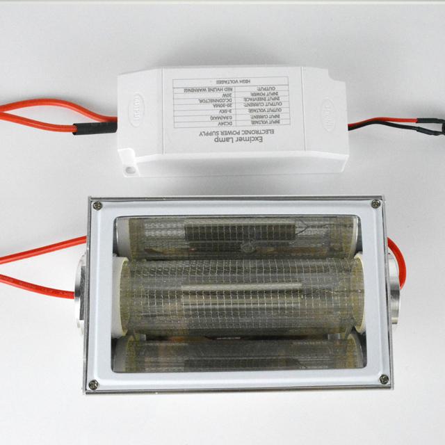 power-supply-far-uv-Far-uvc-Quantalamp-b-series-FirstUVC-24V-Far-UV-222nm-20-watt-Excimer-far-uvc-222nm-20-watt-Lamp-f28-24v-dc