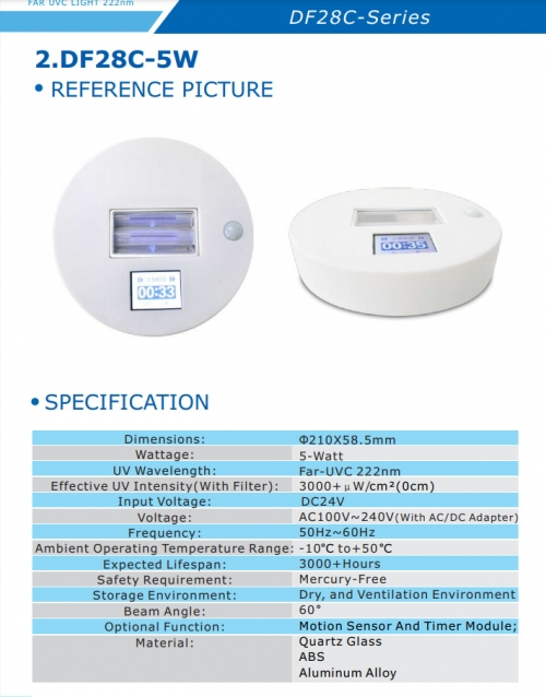 5w-round-faruvc-222-nm-krcl-excimer-24v-dc-lamp-remote-display-led