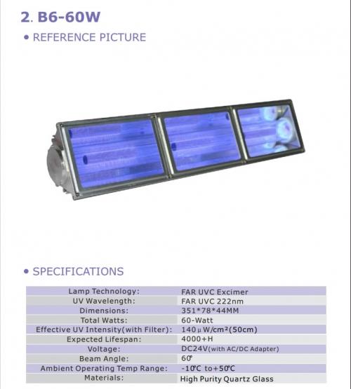 60w-krcl-excimer-module-filtered-222nm-peak-far-uvc-ap-uvgi-60-watt-far-uv