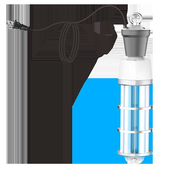 U10-60W-uvc-corn-light-60-watt-uvc-corn-lamp-smart-uvc-corn-lamp-tripod-quantastand-120v-plug
